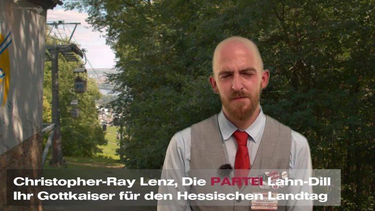 Der Gottkaiser des Gottkaiserreichs Hüttenberg, …