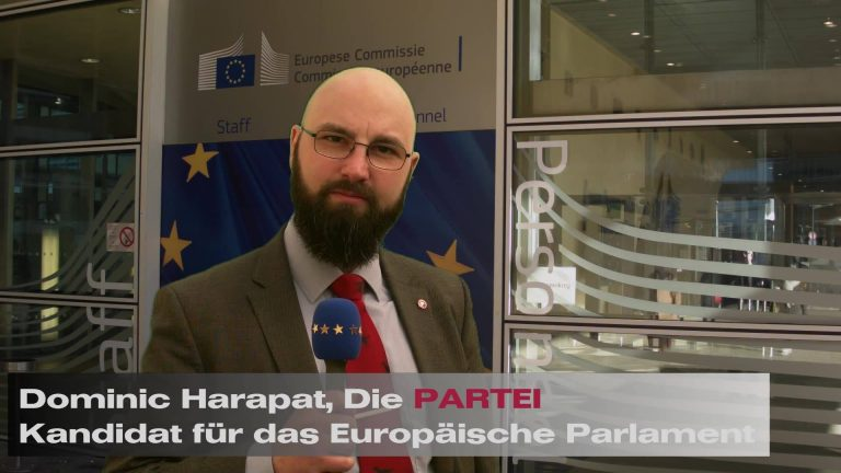 WICHTIGER CLICKBAIT ZUR EUROPAWAHL